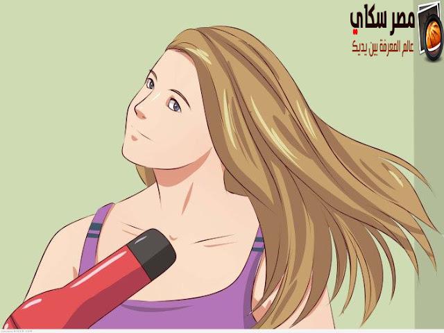 أهم الفيتامينات المطلوبة والنصائح الهامة للمحافظة على الشعر Types of vitamins for hair