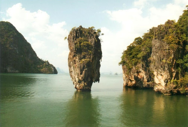 Khao Ta-Pu (James-Bond-Insel), Thailand