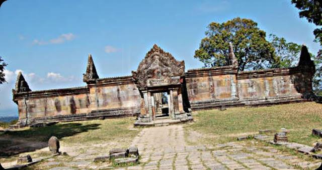 Prih viheyr temple Cambodia