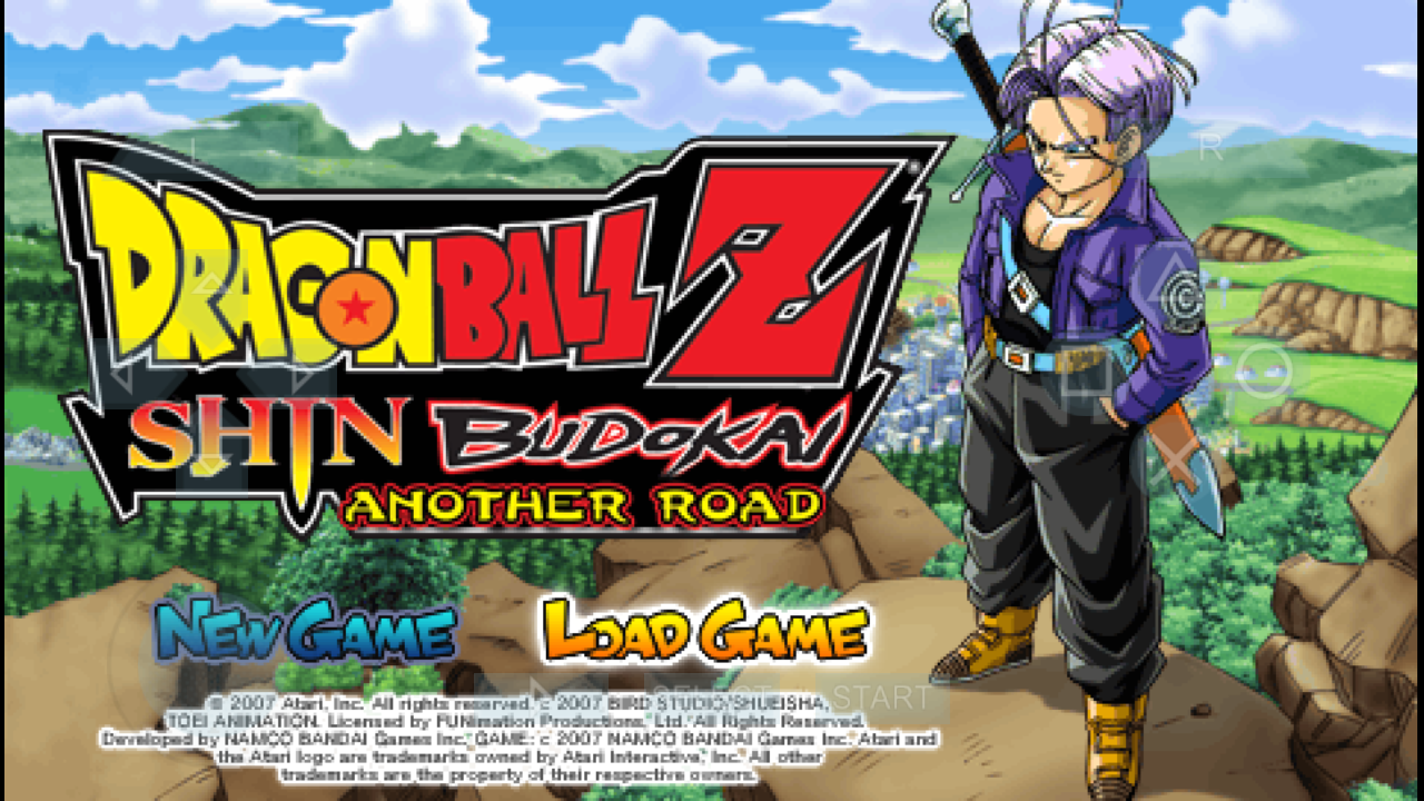 Dragon Ball Z PPSSPP Game Download For Android Highly