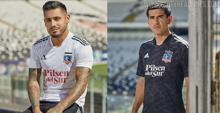 Adidas Colo Colo 2021 Home & Away Kits Revealed - No More Umbro ...