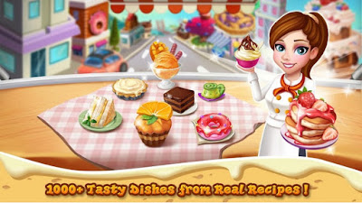 Download Rising Super Chef 2 MOD (Unlimited Money)