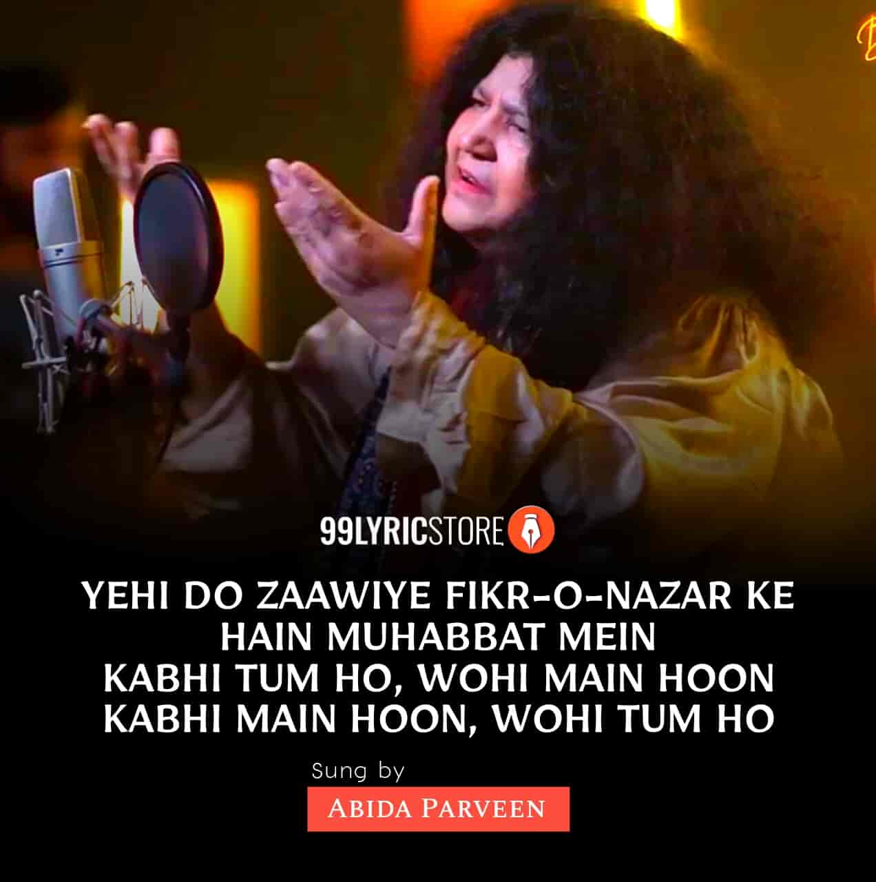 Sarapa Song sung by Abida Parveen