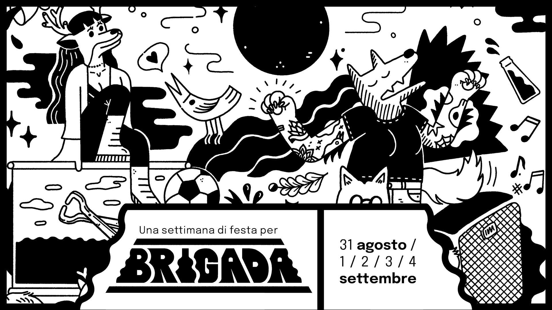 """Nasce a Cagliari il """"Brigada"""" - Libri, musica e socialità"""