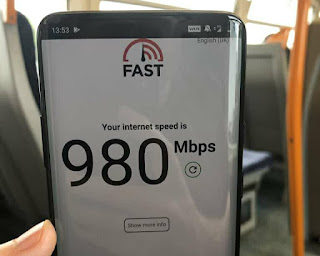Places in the World with Fastest internet speed