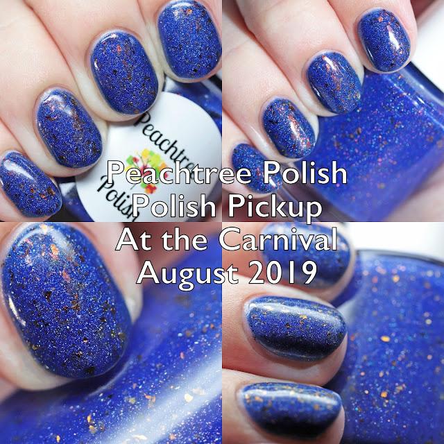 Peachtree Polish Polish Pickup At the Carnival August 2019