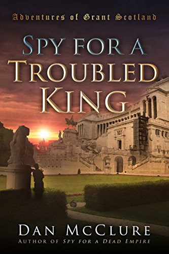 """Spy for a Troubled King"""