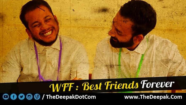 Worst Friends Forever #WFF #FriendshipDay