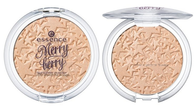 ESSENCE - Merry Berry - Highlighter Powder - Iluminador