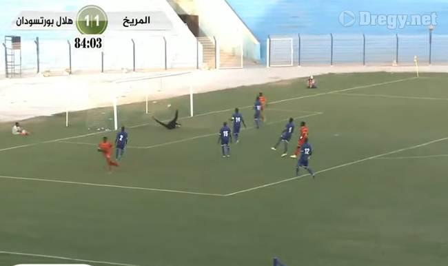 اهداف مباراة المريخ و هلال بورتسودان الساحل 2-1 فى الدورى السودانى