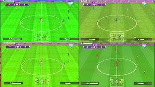 تحميل لعبة PES 2020 PPSSPP ANDROID للاندرويد GRASS LURUS 8