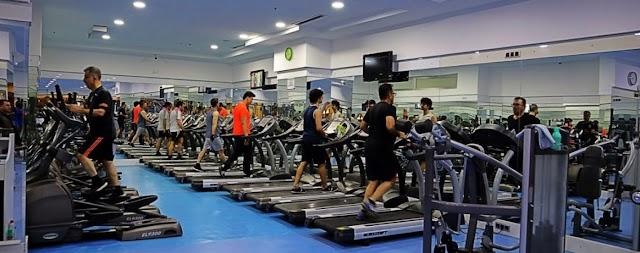 اليكم خدمة مجانية تقدمها البلديات في تركيا المراكز الرياضية