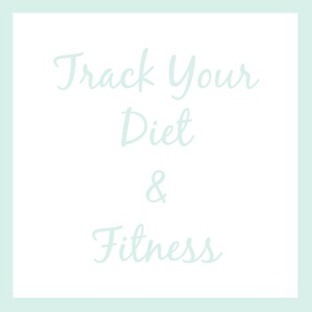 Track your diet and fitness | How I'm Organizing My Life This Year