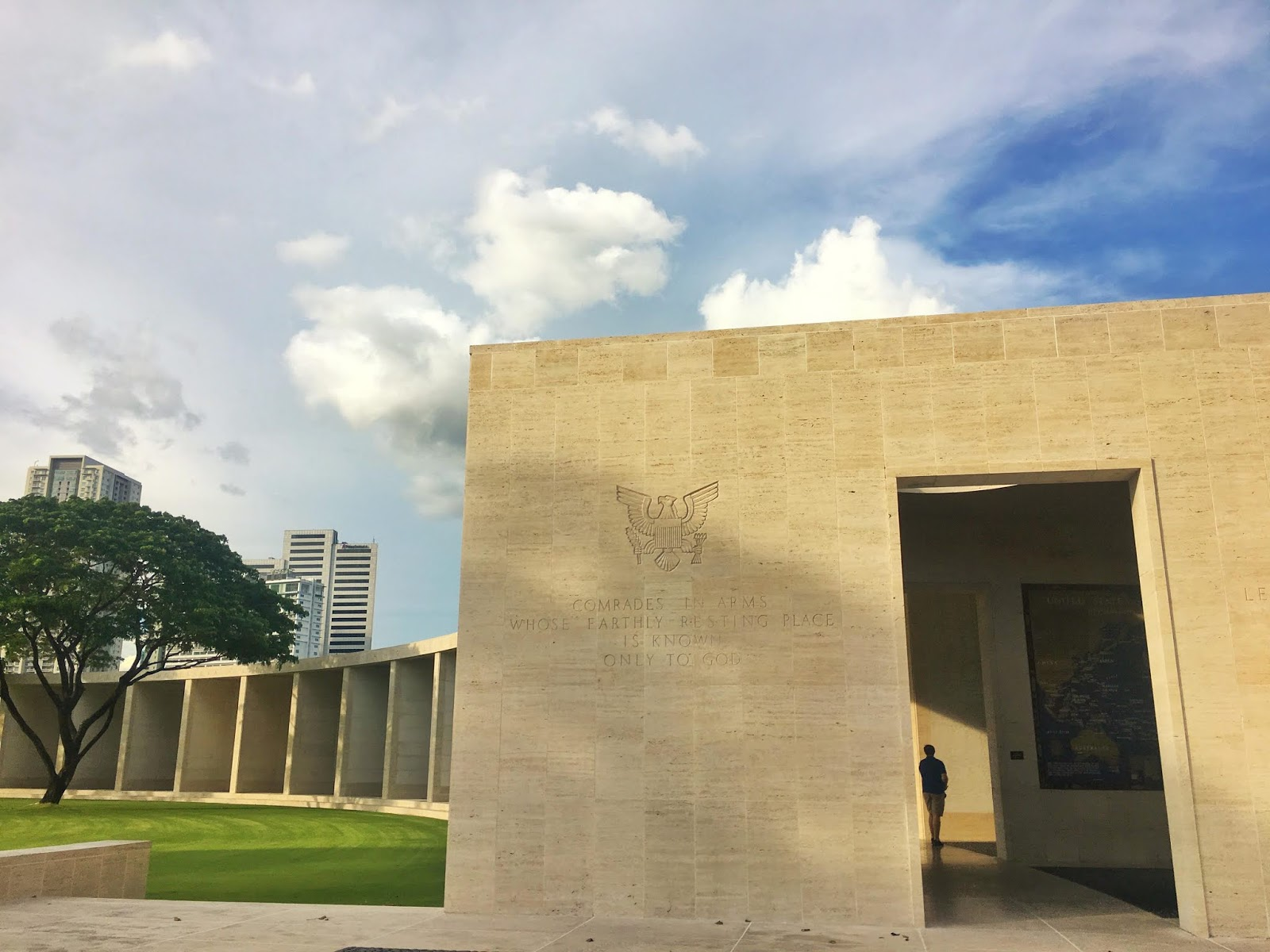 manila american cemetery blog review