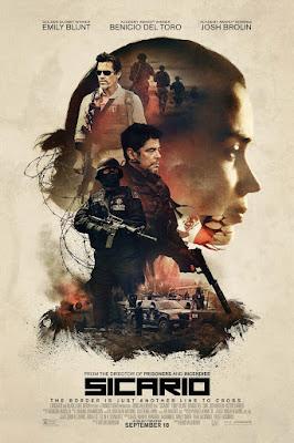 Poster Film Sicario