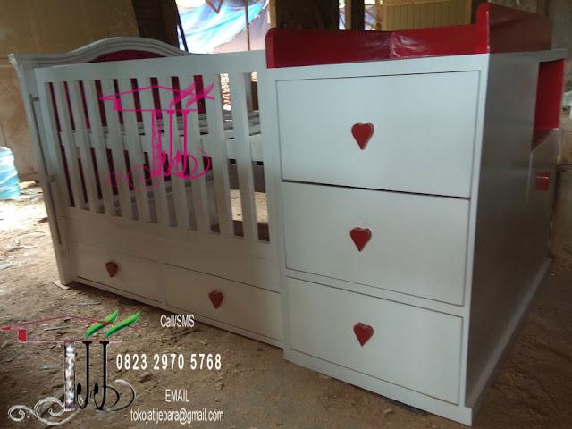 Box Bayi Cantik Tempat Tidur Bayi