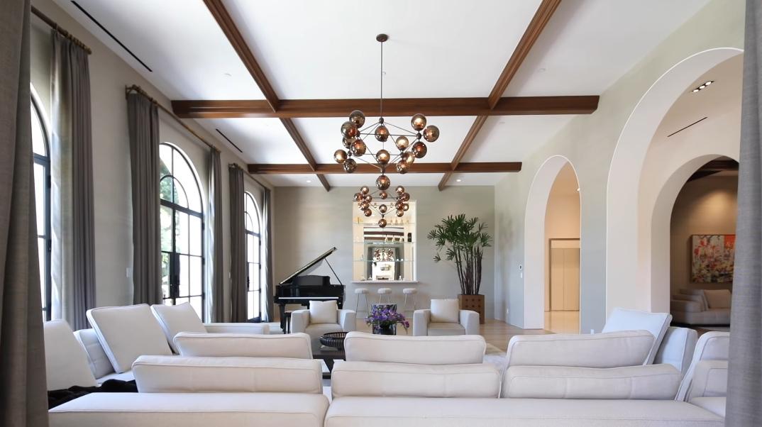 50 Interior Photos vs. Tour 330 S Mapleton Dr, Los Angeles, CA Ultra Luxury Mega Mansion