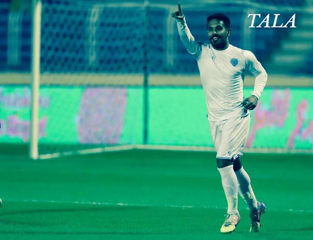 فوز الباطن ضد الفتح في الجولة الثامنة من الدوري السعودي