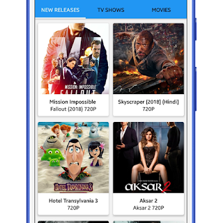 Mega Shows: Series v5.3 Paid APK is Here !