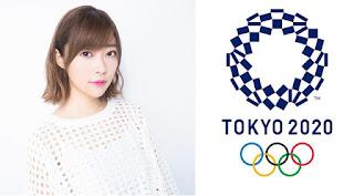Oita named Sashihara Rino for 2020 Tokyo Olympic Torchbearer