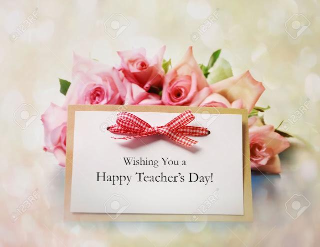 best flower for teachers