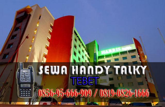 Pusat Sewa HT Area Tebet Pusat Rental Handy Talky Area Tebet