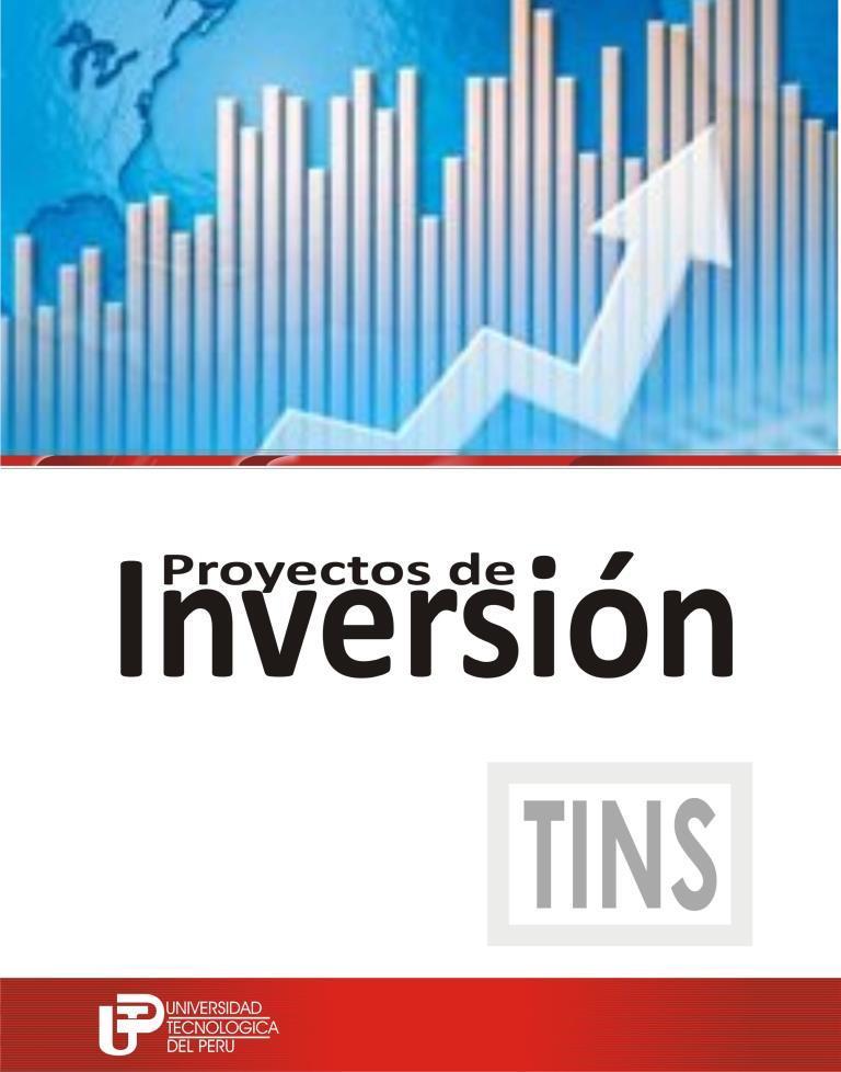 Proyectos de inversión – UTP