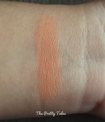 face on face nourishing blush on natural glow review swatch