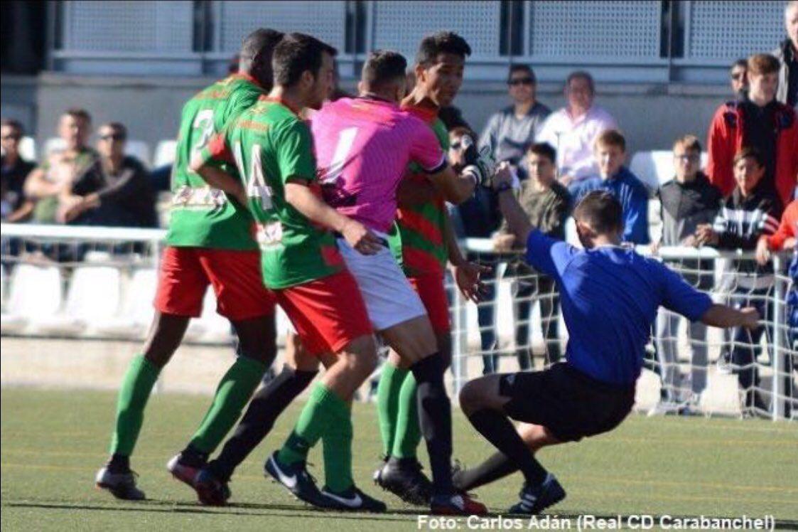 Nuevo fin de semana de incidentes en el fútbol 61ea1d342287a