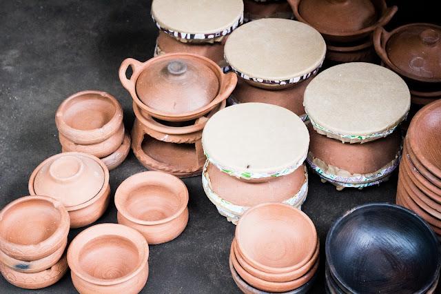 cerámica, yogyakarta, indonesia