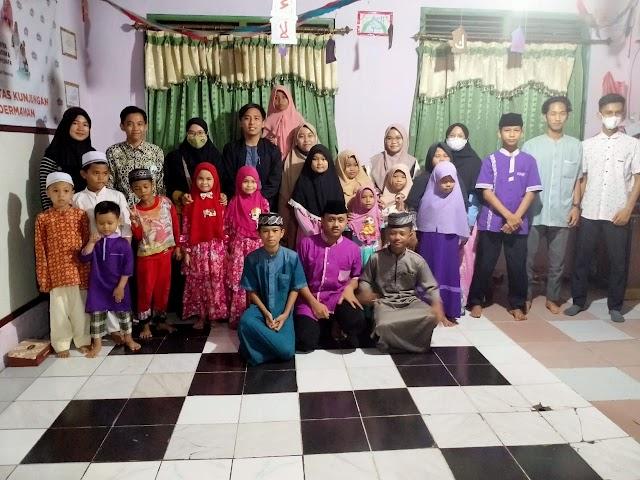 Berkah Ramadhan, HMPS PAI Buka Bersama Anak Yatim