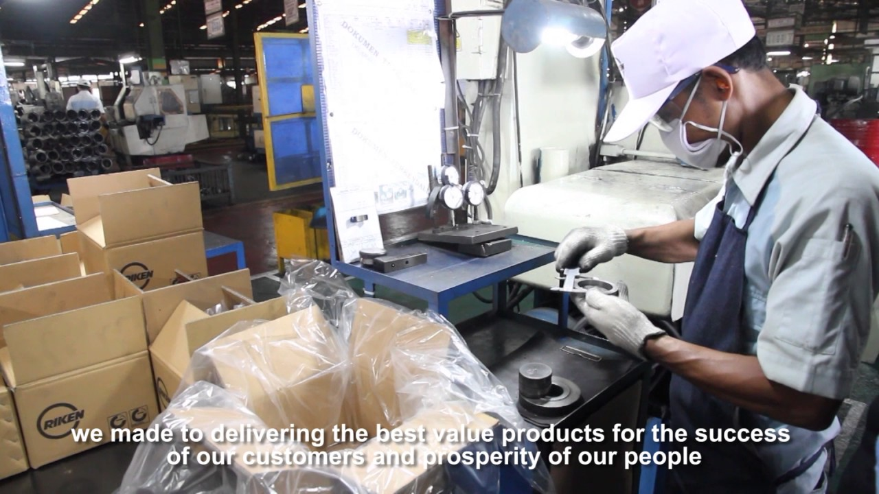 Info Loker Quality Control Terbaru PT Riken Indonesia Cikarang