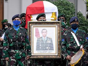 "Djoko Santoso Wafat, PKS: Selamat Jalan ""Jenderal Hijau"""