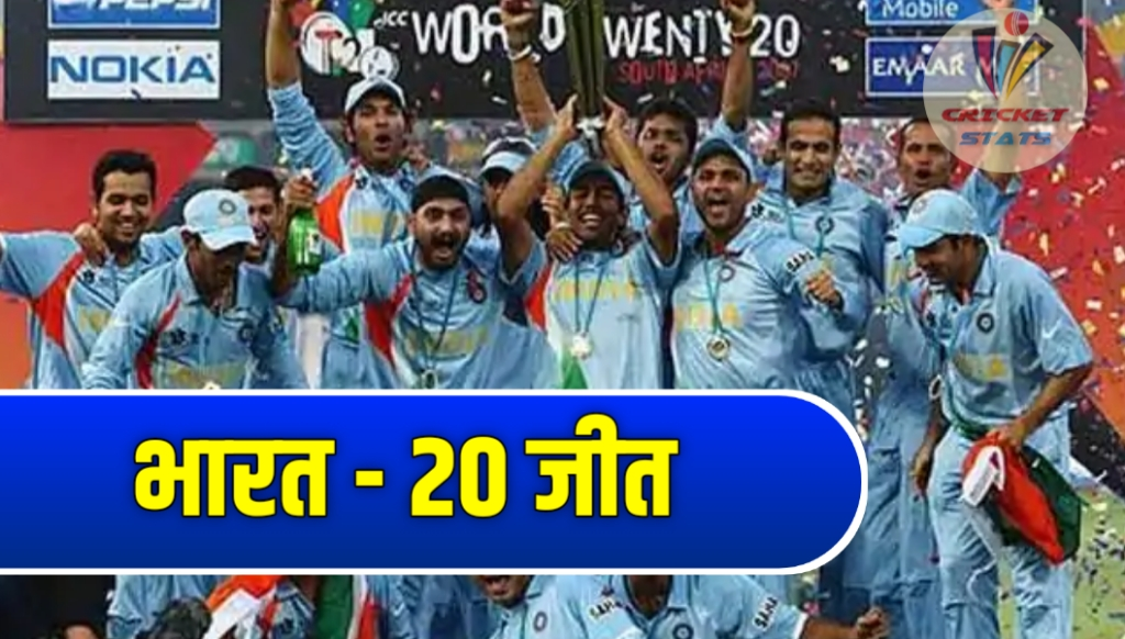 Most match win in T20 world cup