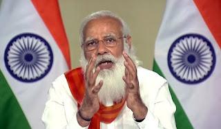 PM मोदी ने समाज सुधारक ज्योतिबा फुले को दी श्रद्धांजलि, बोले- उन्होंने आने वाली पीढ़ियों को प्रेरित किया  | #NayaSaberaNetwork