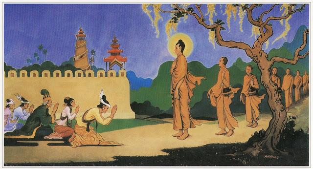 Đạo Phật Nguyên Thủy - Đường Xưa Mây Trắng - Chương 30: Venuvana