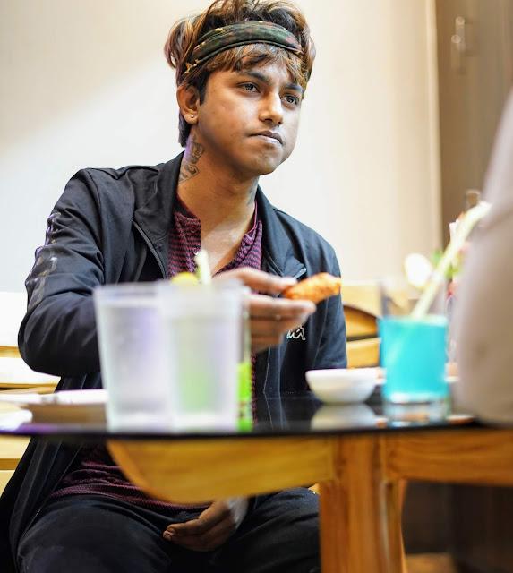 Sourajit Saha At Toasted n Roasted 4