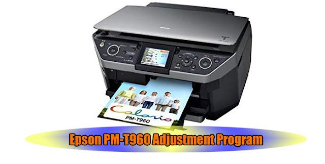 Epson PM-T960 Printer Adjustment Program