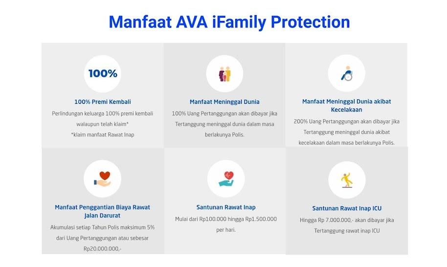 Astra Life AVA iFamily Protection
