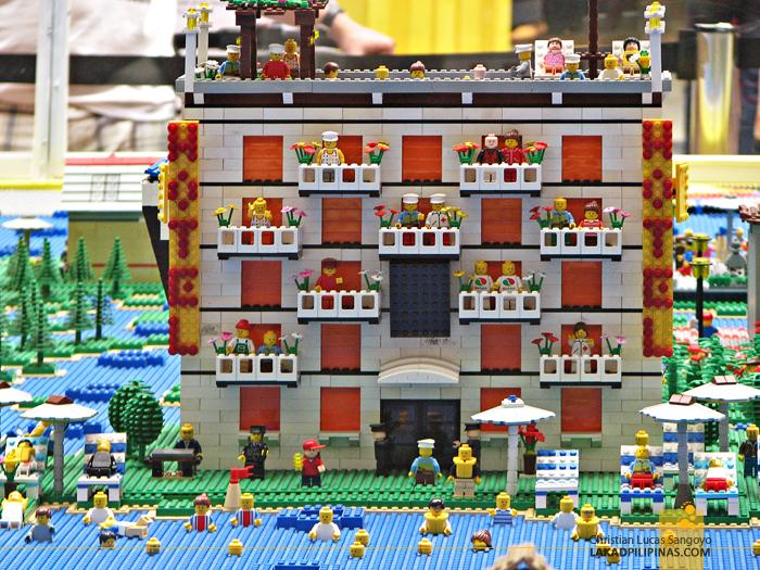 Lego Pilipinas Tara Na Exhibit Boracay