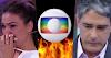 Com medo de retaliação, jornalistas da Globo não querem mais atuarem externamente