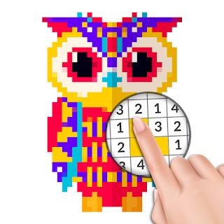 [JEU] Coloriage Magique Gratuit : jeux de dessin en pixel [Gratuit] 512x512%2B%25283%2529