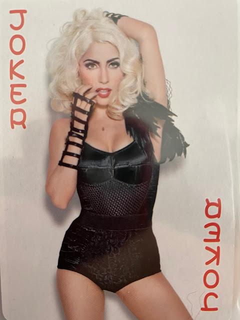 Lady Gaga Joker