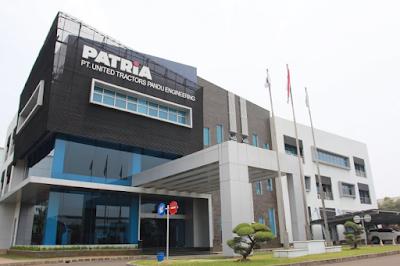 Lowongan Kerja Human Capital Operation Dan Desain Grafis PT United Tractors Pandu Engineering (PATRIA) Jakarta