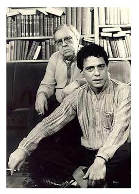 Chico e o pai, Sergio Buarque de Holanda