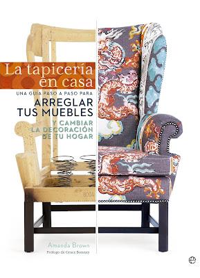 Libro La tapiceria en casa