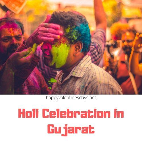 Holi Celebration in Gujarat