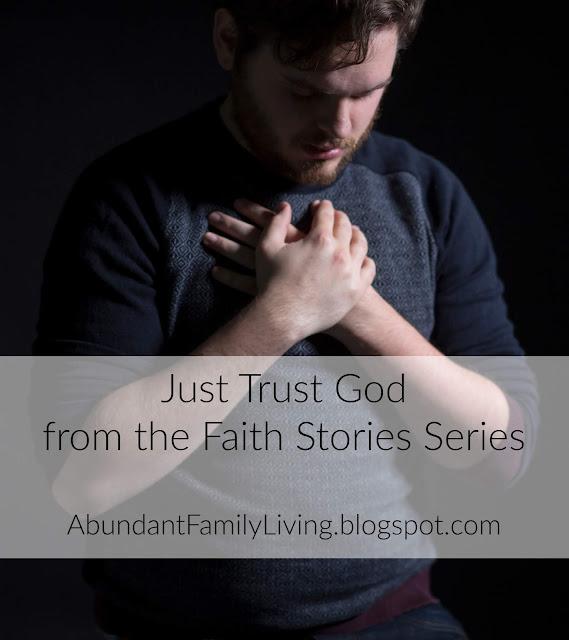 Just Trust God