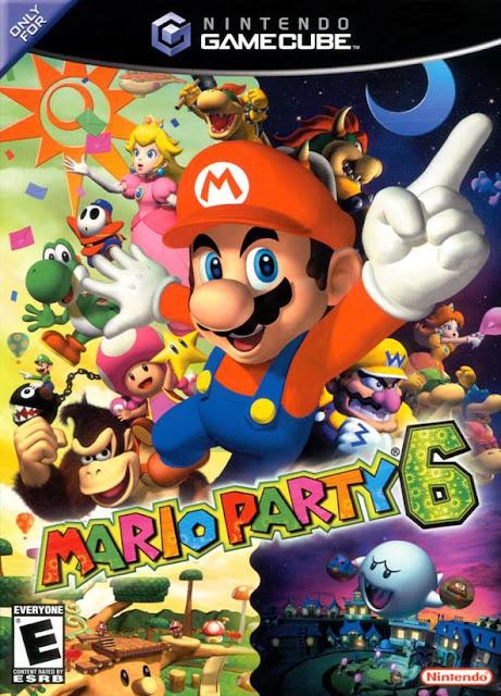 Mario Party 6 ISO GC