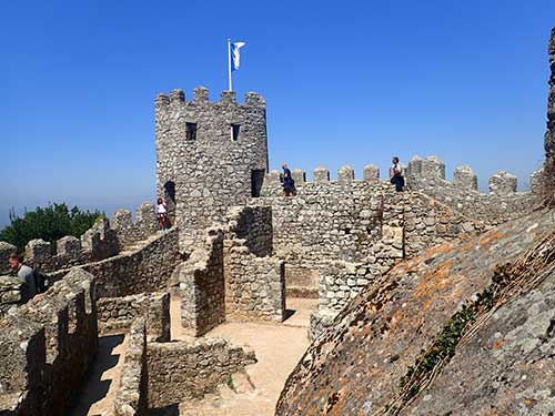 Castle of the Moors, Sintra.